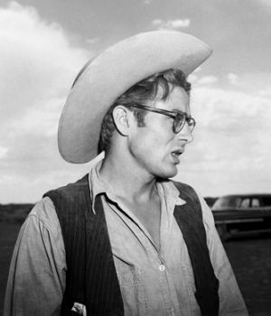 James Dean Profile by