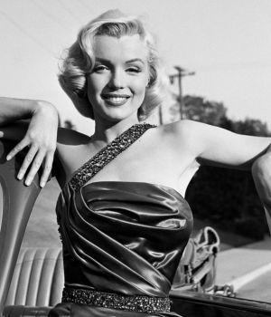 Classic Marilyn Monroe by