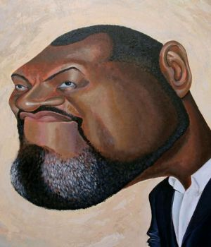 Laurence Fishburne by