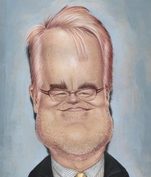Philip Seymour Hoffman by