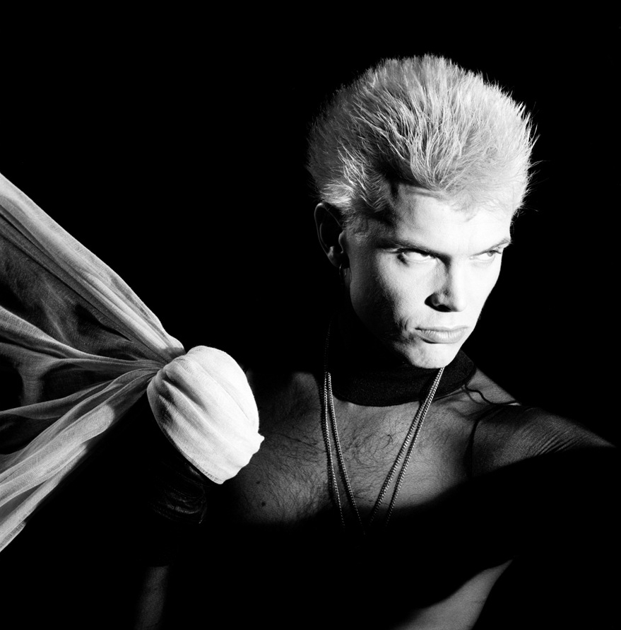 Billy Idol  --Rebel Yell by Brian Griffin