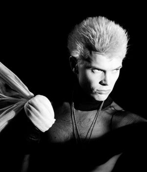 Billy Idol  --Rebel Yell by
