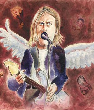 Kurt Cobain by