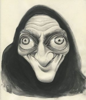 Marty Feldman by