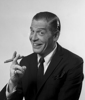 Milton Berle Cigar 82 by