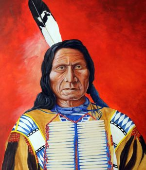 Red Cloud by