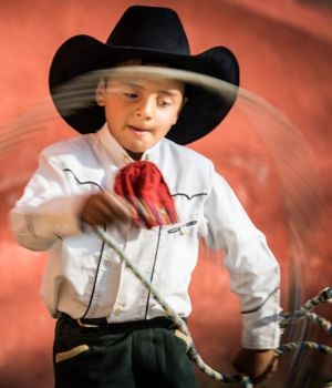 Cowboy Child by