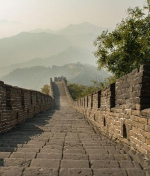 The Great Wall by Dorte Verner