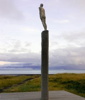Sculpture, Iceland by