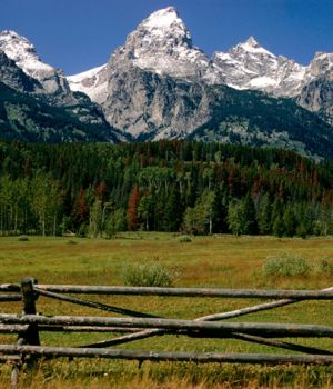 Grand Tetons, Wyoming by