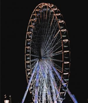Ferris Wheel, Paris by