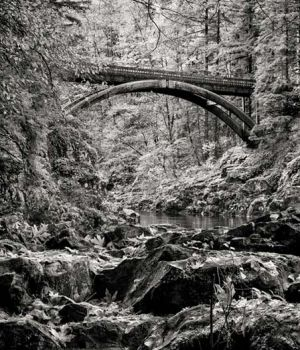 Moulton Falls Bridge by