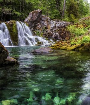 Opal Creek by