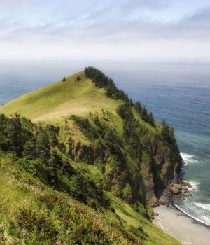 Cascade head by