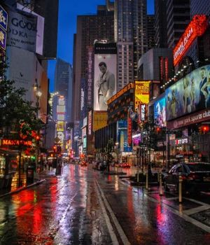 Times Square by