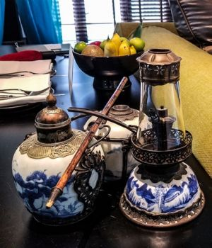 Hoi An Tea Set, Vietnam by