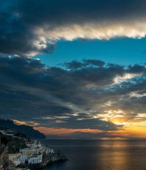 The Serenity of the Amalfi by