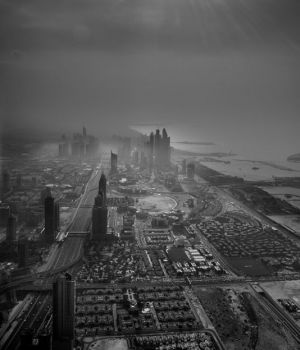 Dubai from the Sky by