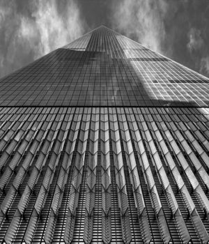 World Trade Perspective, New York 2016 by
