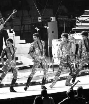The Jackson 5 On Stage by
