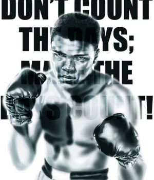 Muhammad Ali - Pop Art by