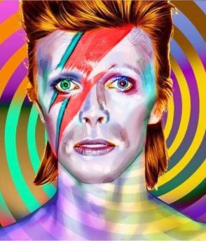 David Bowie - Pop Art by