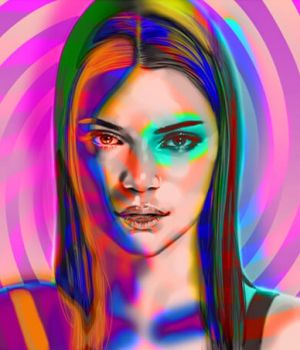 Kendall Jenner by