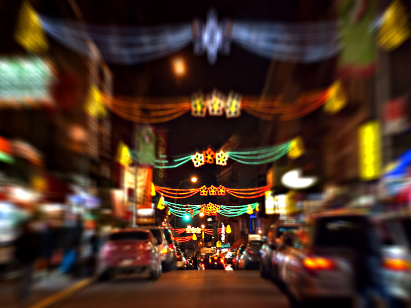 Little Italy Christmas, Little Italy 2014 by Christopher Petsos