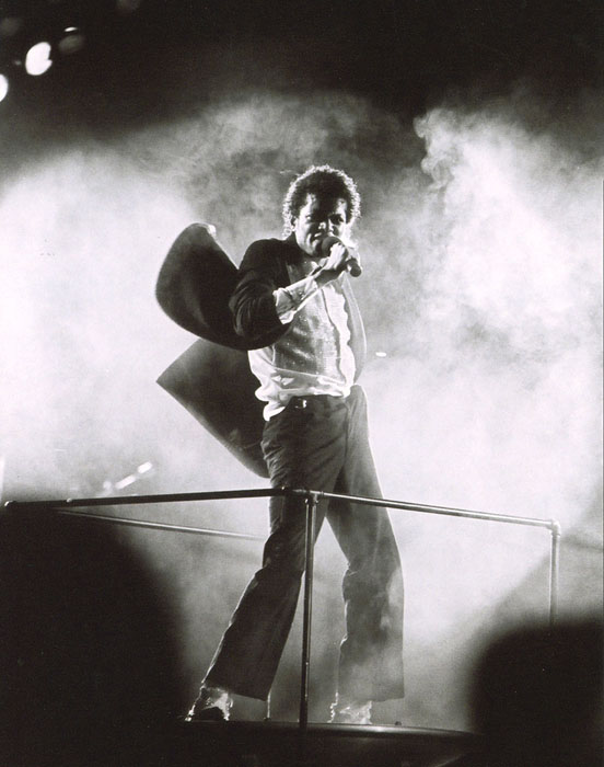 Michael Jackson Iconic 2 by Delroi Whitaker